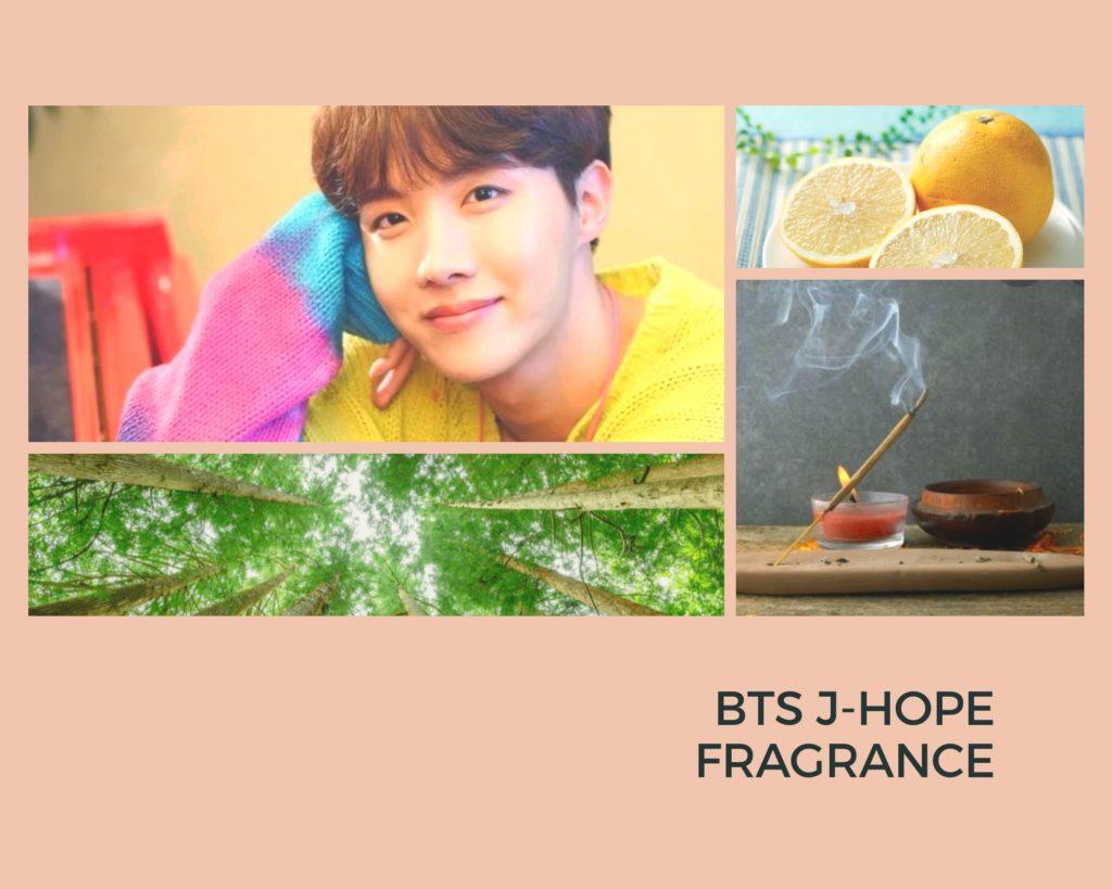 BTS J-HOPE FRAGRANCE