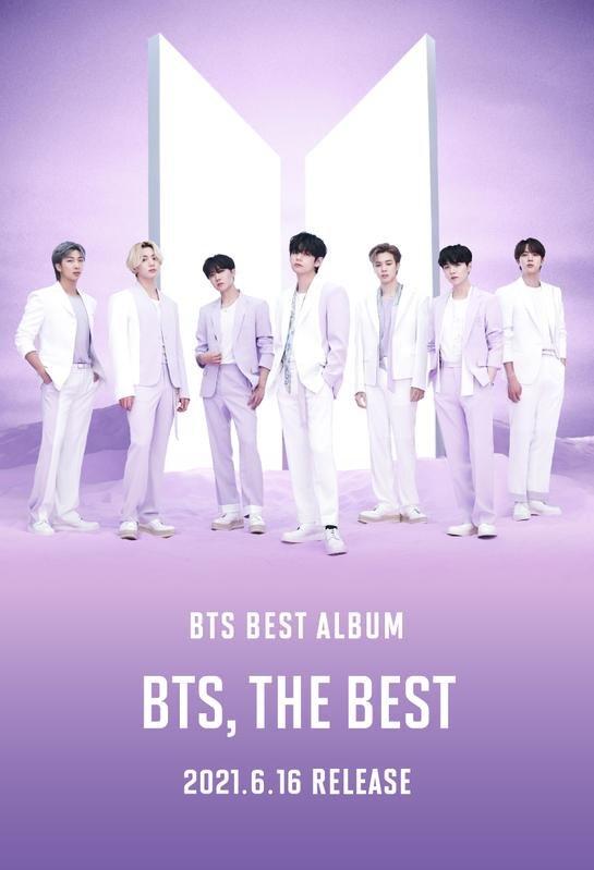 BTS THE BEST